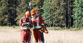 Explore Land Surveying
